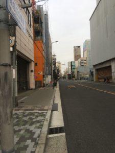 西長堀駅からの道順6