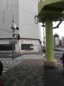 西長堀駅からの道順5