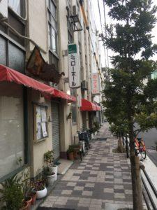 西長堀駅からの道順7