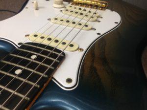 PGM製ストラトタイプギター